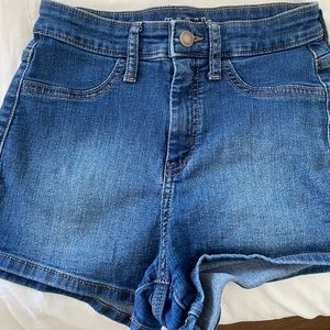 high waisted Wild fable jean shorts